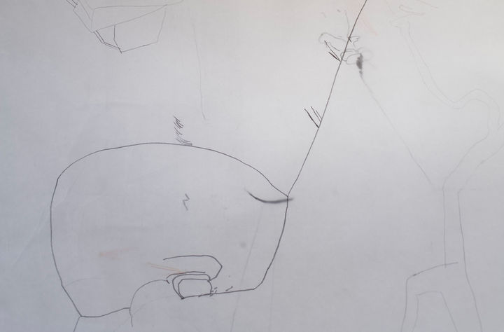 James Geurts - Drawing Field II (QUEBEC)